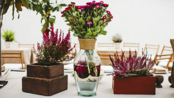 decoración y catering eventos privados y de empresa